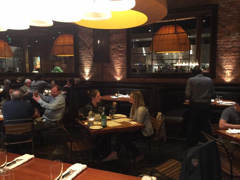 Visitare Montgomery: cena al Central