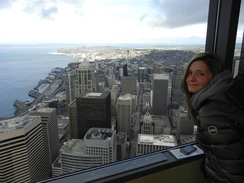 Visitare Seattle: La vista sulla città dal Columbia Center