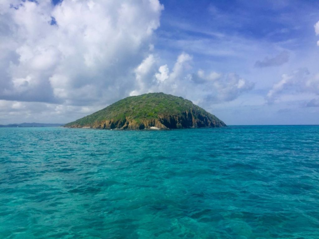 Visit St. Croix: Buck Island Reef National Monument