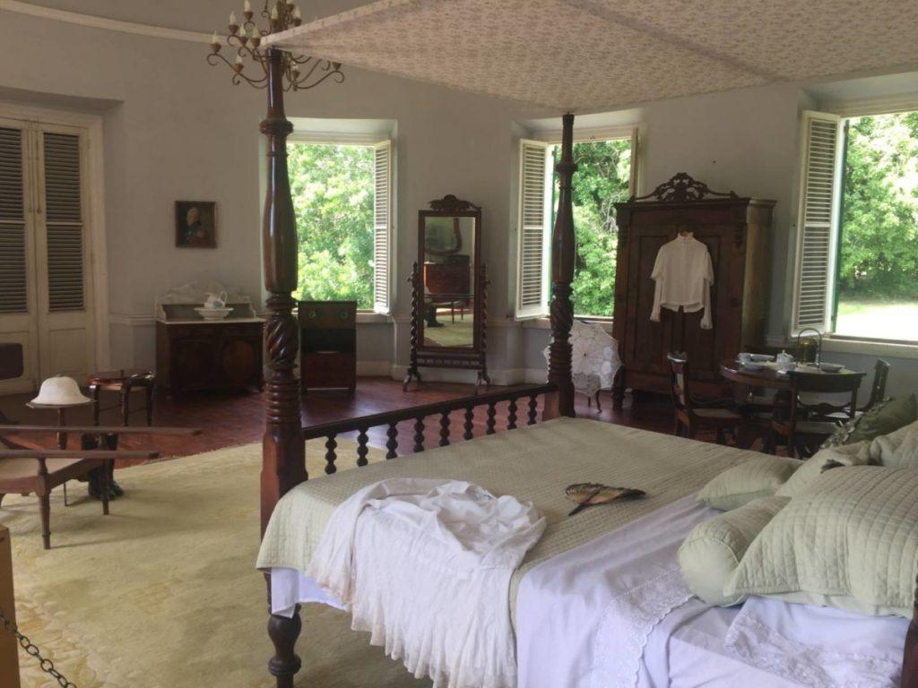 Visitare St. Croix: Whim Plantation, interni