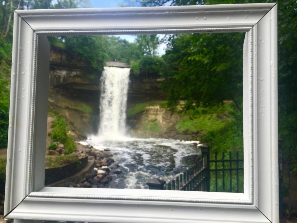 Discover Minnesota, nature and surprising falls, the Minnehaha Falls