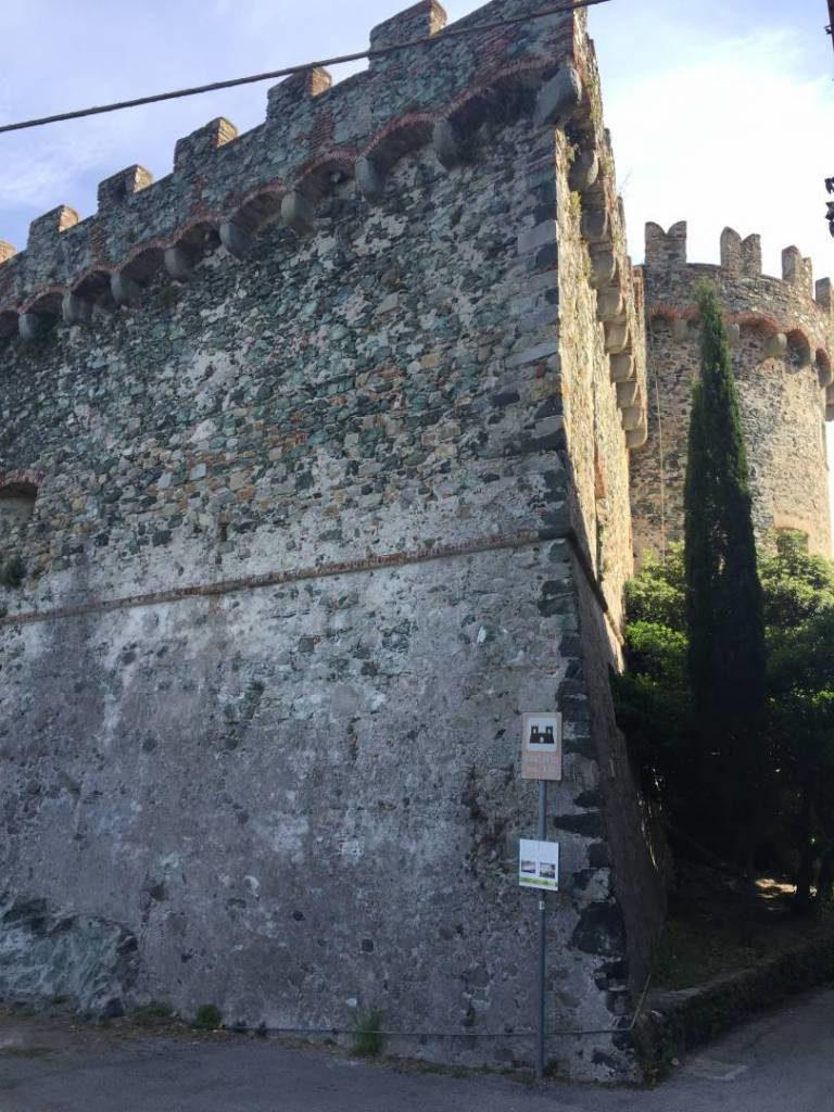 Weekend a Levanto: il Castello di San Giorgio