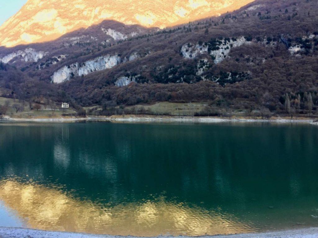 Weekend nel Garda Trentino: il Lago di Tenno