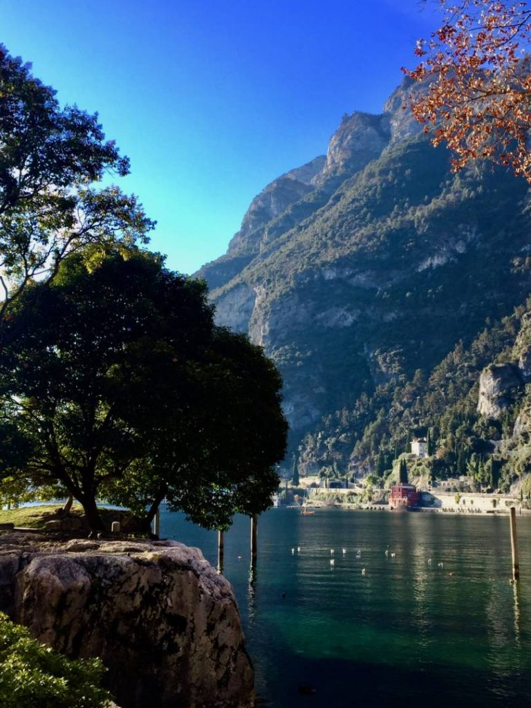 Weekend nel Garda Trentino: Riva, scorci sul Lago di Garda