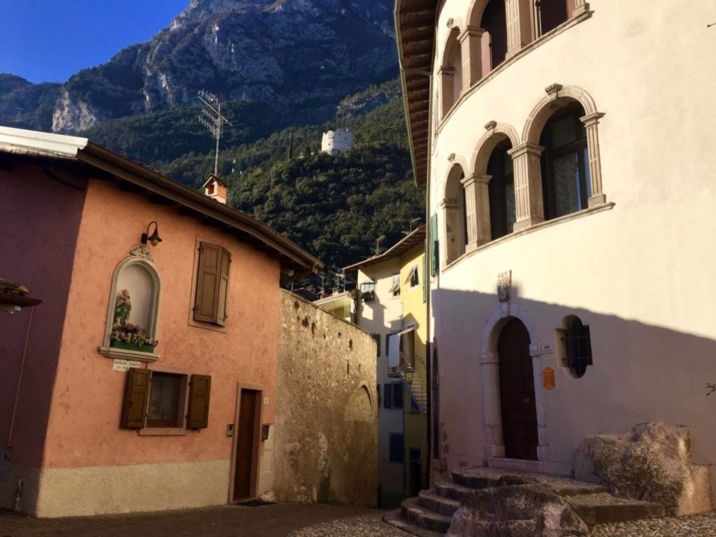 Weekend nel Garda Trentino: Riva, Piazza Marocco