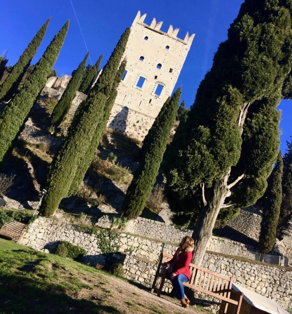 Weekend nel Garda Trentino: il Castello di Arco