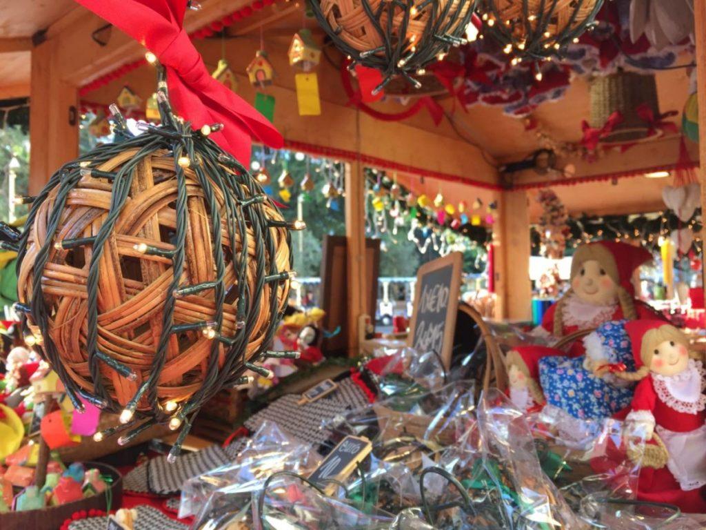 Weekend nel Garda Trentino: mercatino di Natale di Arco