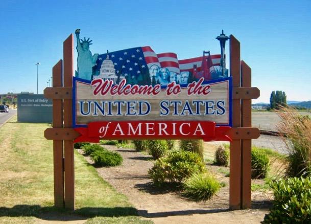 In viaggio negli USA