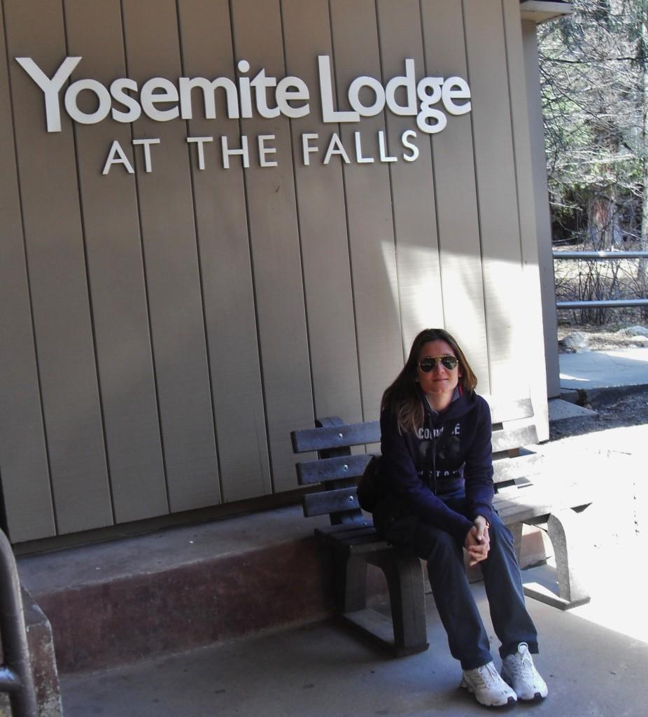Yosemite Falls Lodge, un buon posto per passare la notte