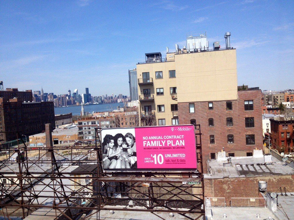 What to see in Brooklyn: views from Williamsburg Bridge
