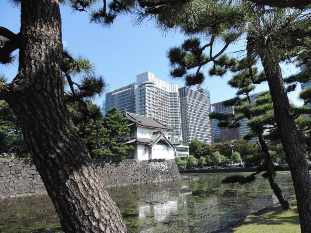 Giardini Imperiali, il fossato