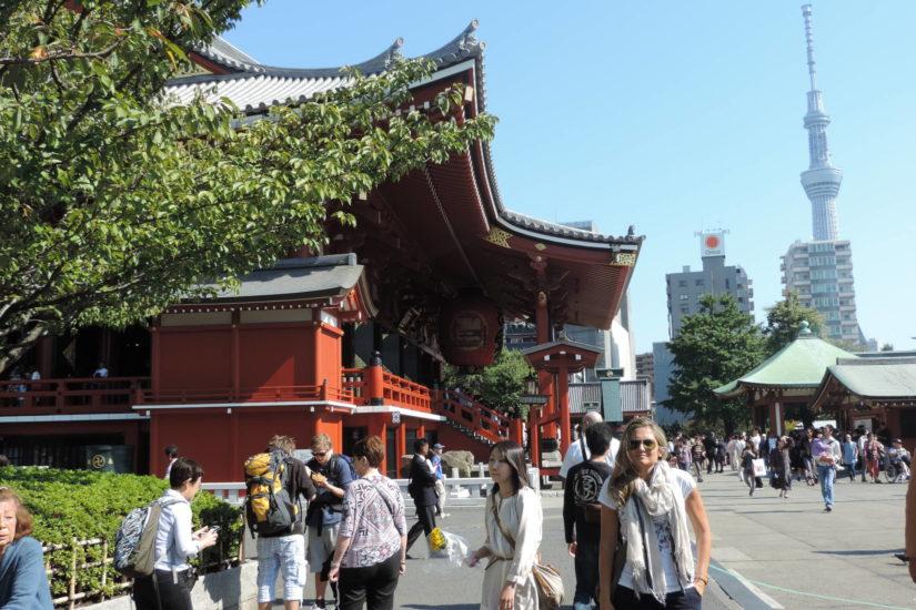 Tokyo. Asakusa e Sky Tree Tower, tradizione e futuro