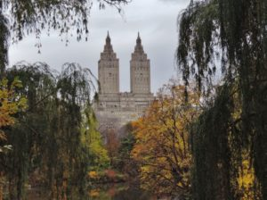The San Remo Apartments visti da Central Park