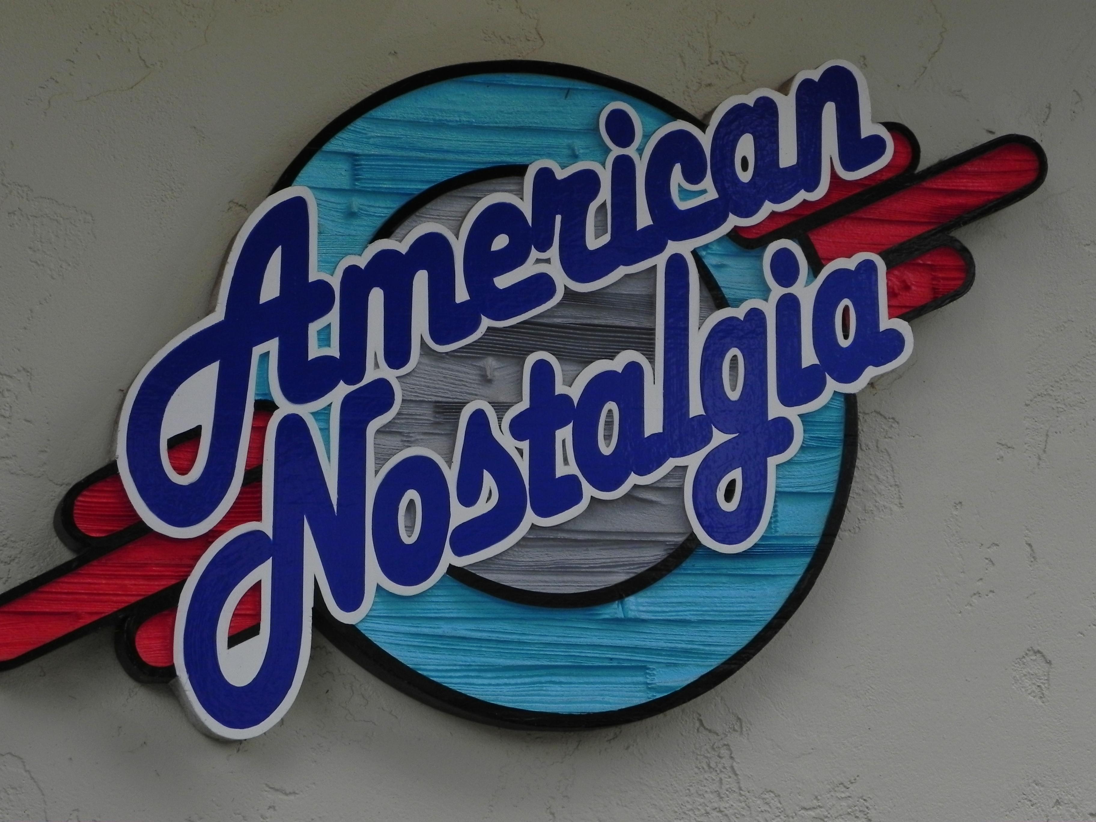 American Nostalgia