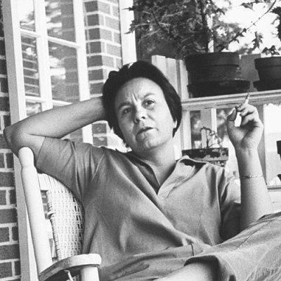 Harper Lee a Monroeville negli anni '60