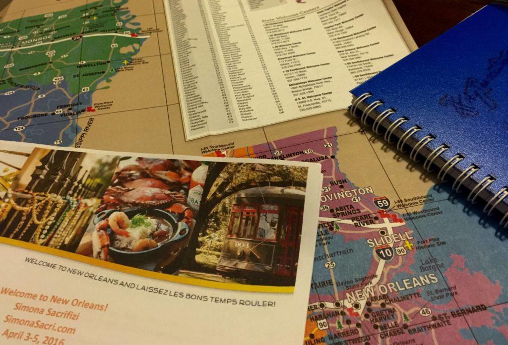 Stati Uniti on the road: lavorando all'itinerario