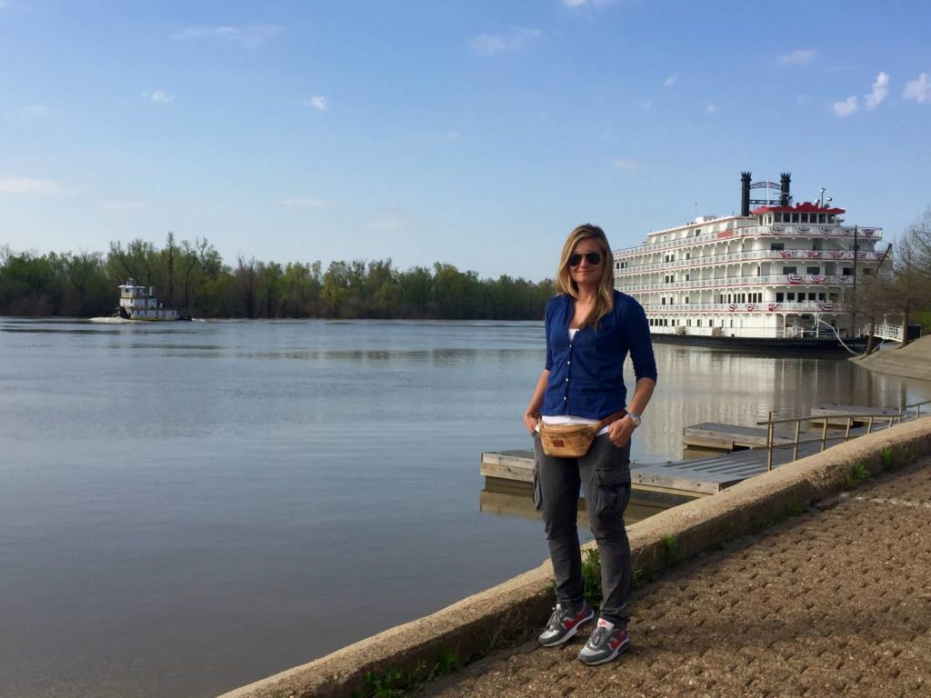 On the road nel Sud USA: Queen of Mississippi Steamboat
