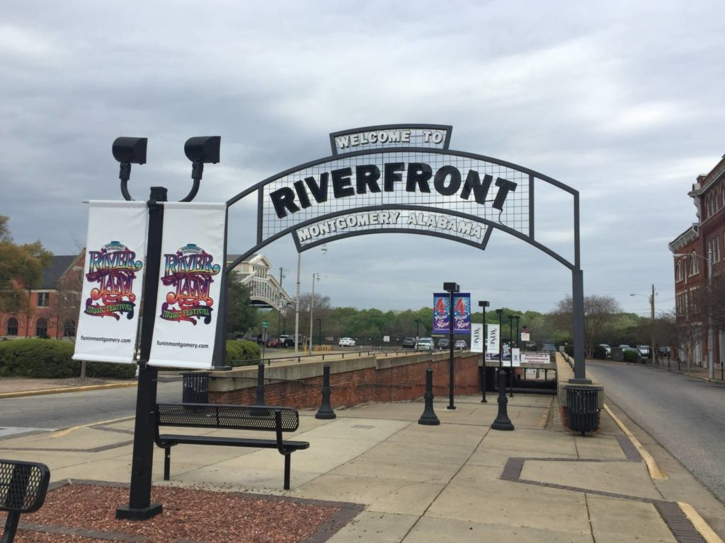 Discover Montgomery, the Riverfront