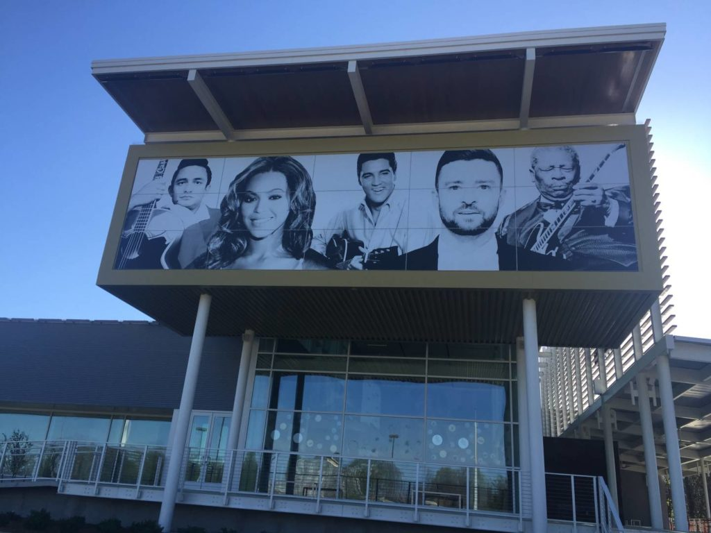USA on the Road: Grammy Museum, Cleveland, Mississippi