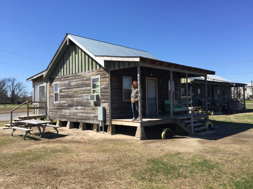 USA on the road: the Shack Up Inn