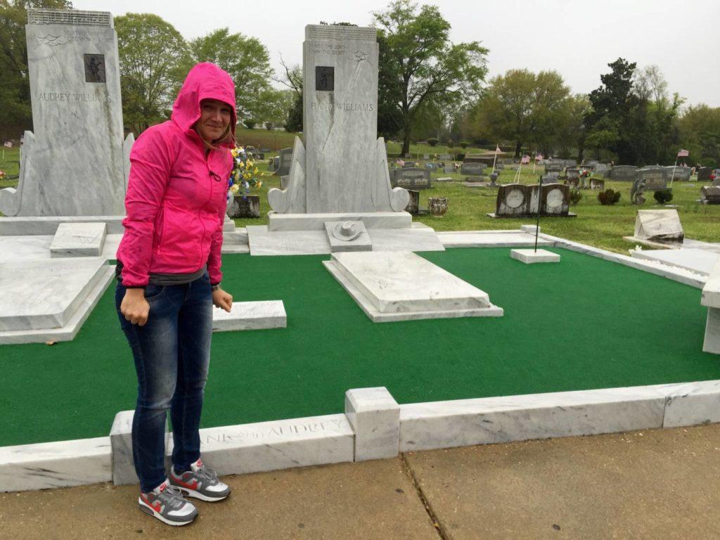 Visitare Montgomery: la tomba di Hank Williams