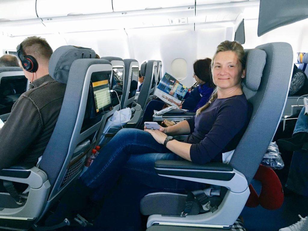 Travelling towards Denver