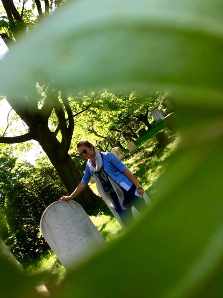 Unusual Boston, the discovery of Mount Auburn Cemetery