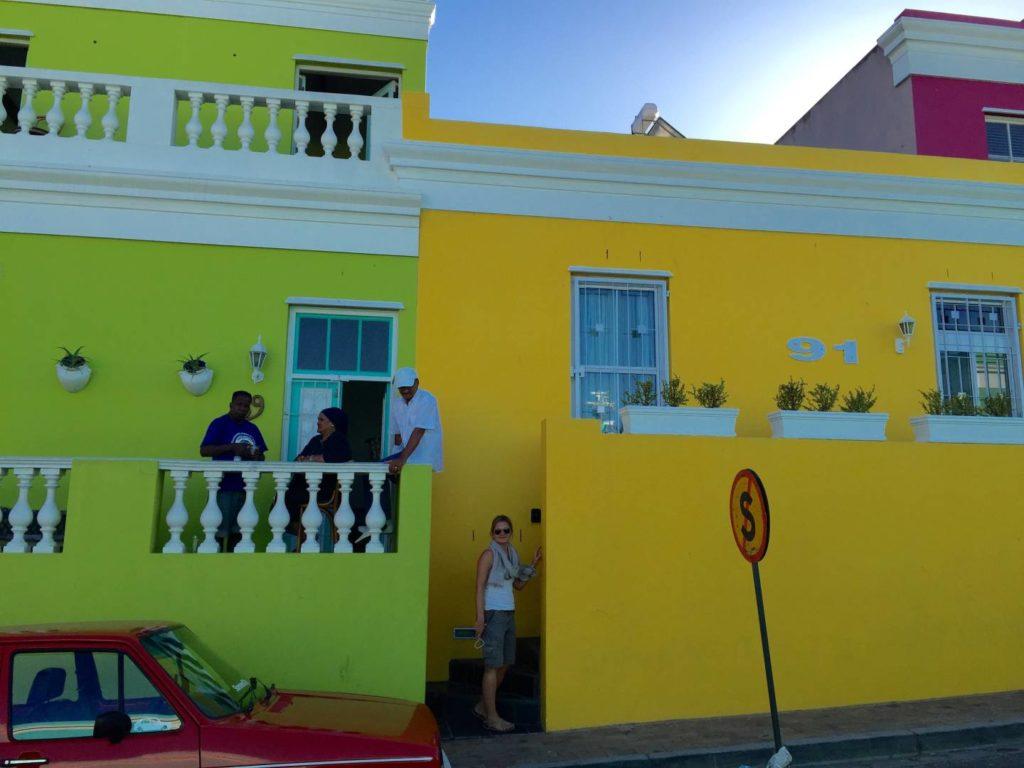 Esplorando il colorato quartiere di Bo-Kapp, Cape Town