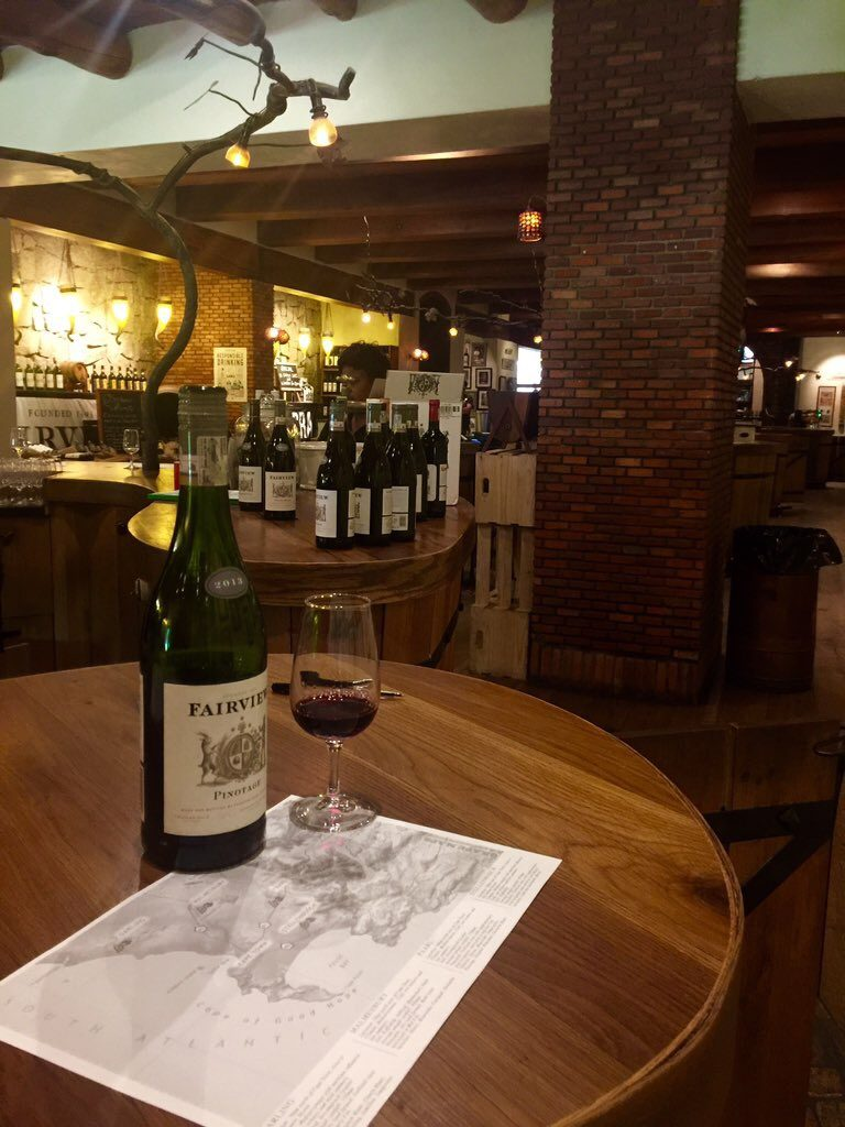 Winelands, degustazioni
