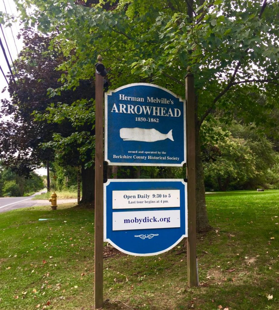 Viaggio in Massachusetts: Arrowhead