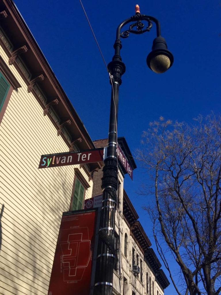 Unusual New York: The Sylvan Terrace