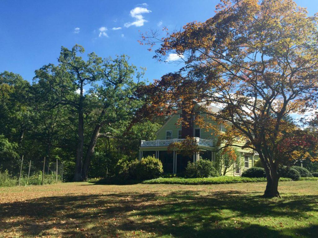 (Massachusetts to discover, across the Berkshires