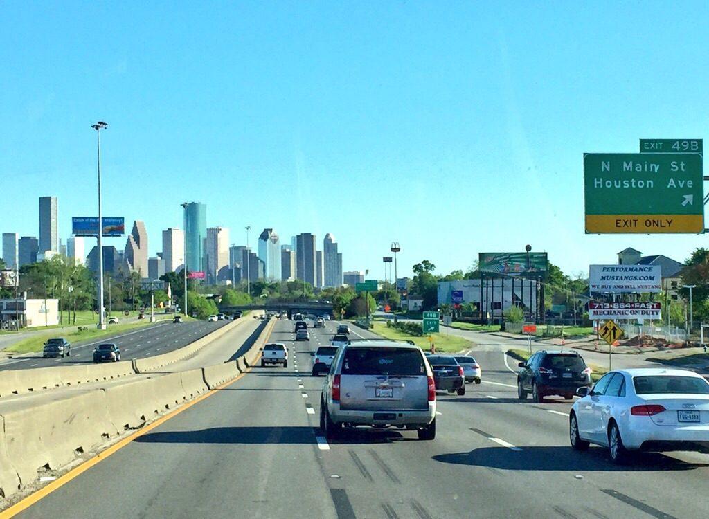 Benvenuti a Houston, Texas