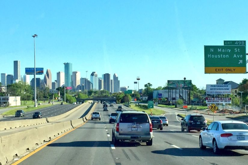 Benvenuti a Houston, Texas