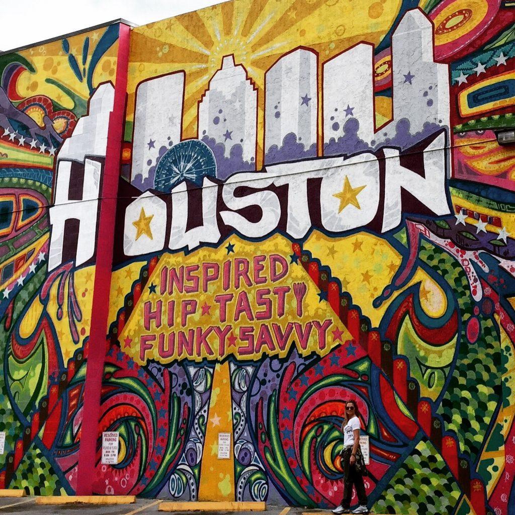 Streetart in downtown