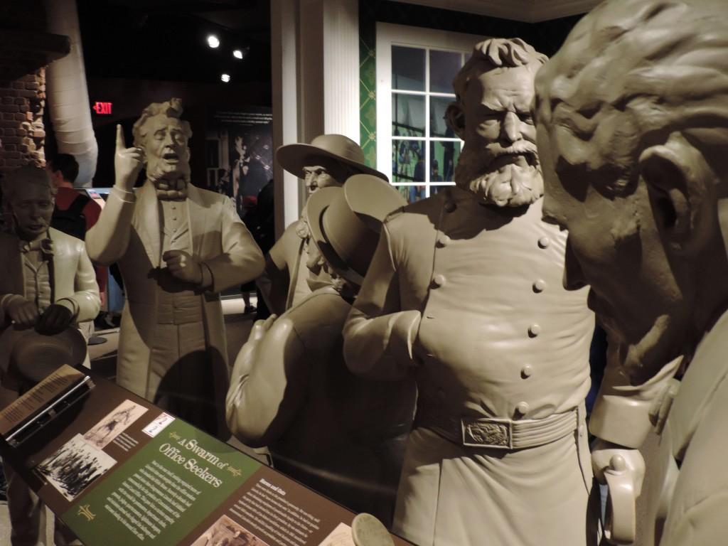 Personaggi storici dell'epoca di Lincoln, Ford's Theatre