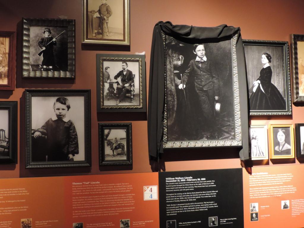 La famiglia di Abramo Lincoln, Ford's Theatre