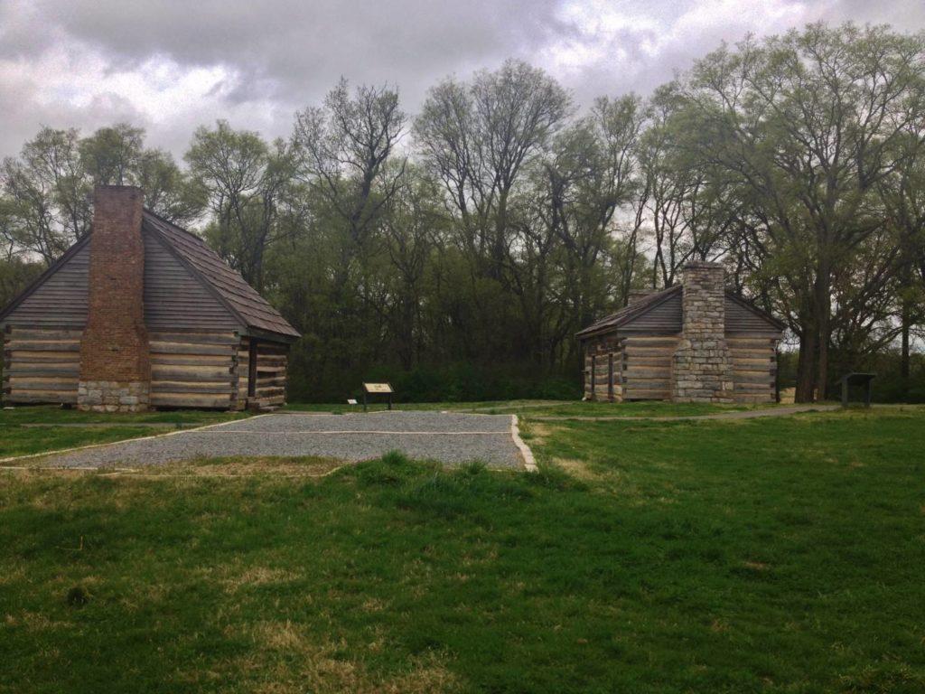 Le capanne degli schiavi