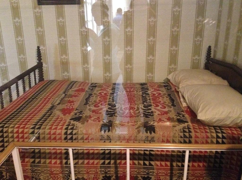 Peterson House, il letto in cui spirò Lincoln