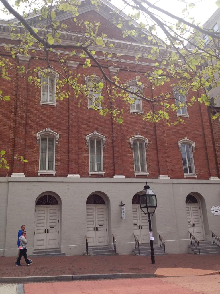 Il Ford's Theatre