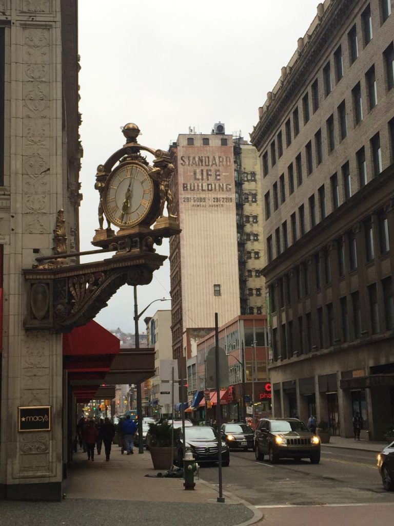 Pittsburgh, scorci di Art Decò
