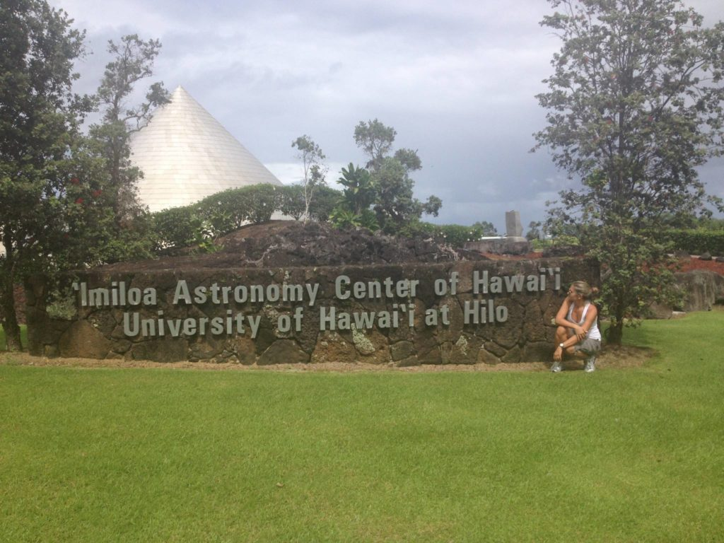 Imiloa Astronomy Center of Hawai'i