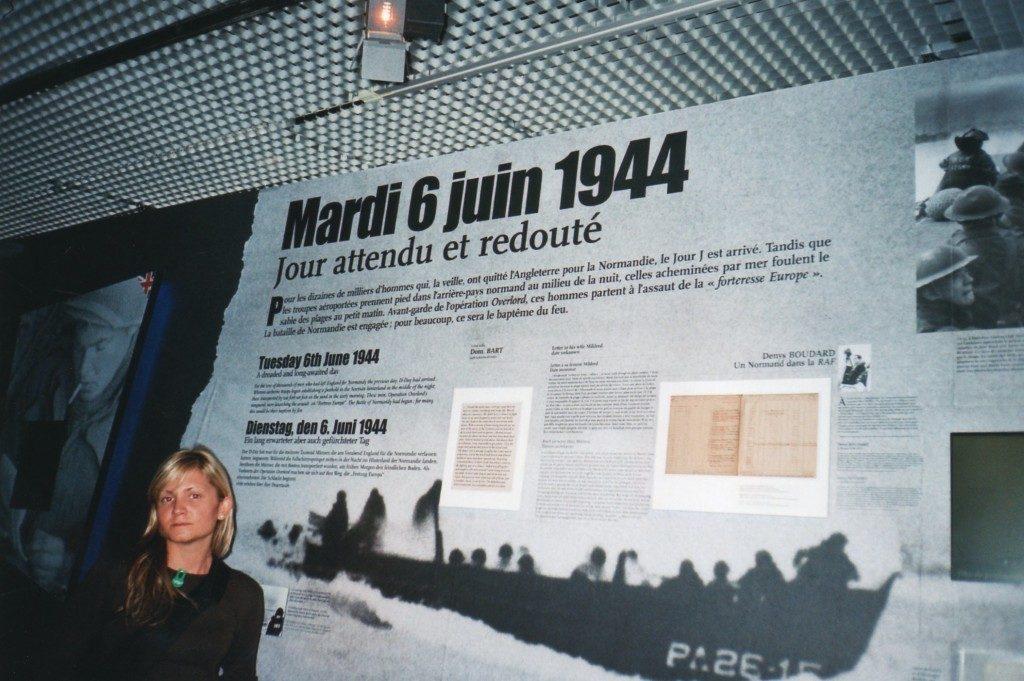 Normandia, memoriale di Caen!!!