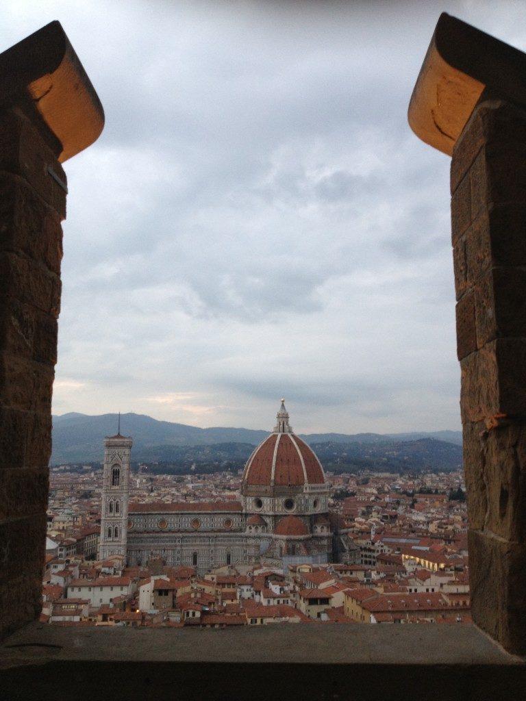 Cartolina da Firenze