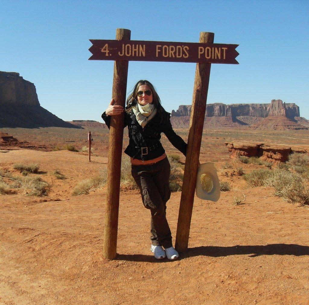 Viaggiare da soli negli USA: nella Monument Valley