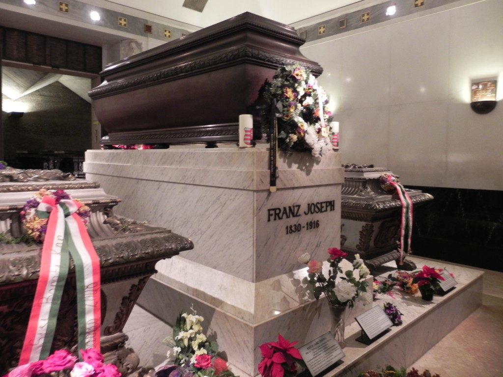 Vienna,la cripta dei Cappuccini