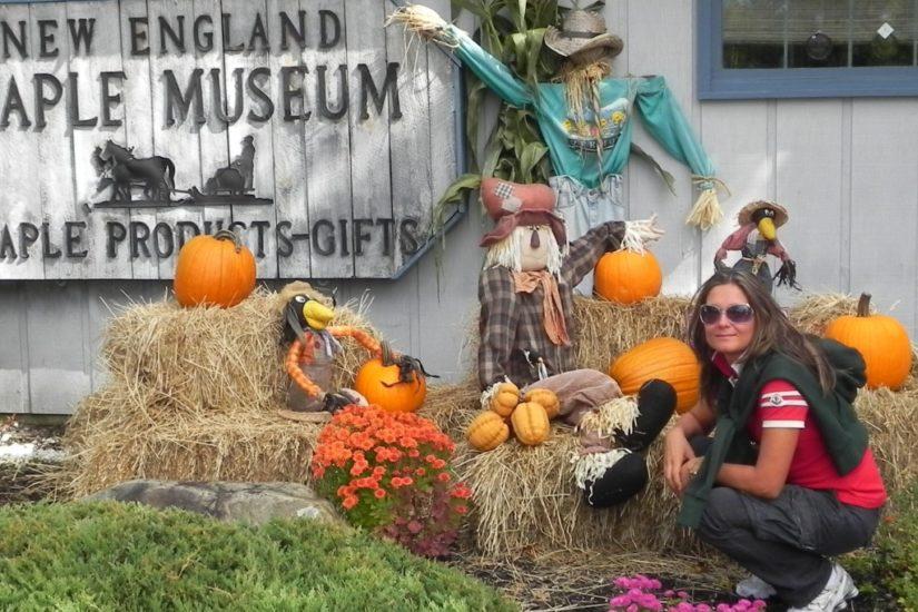 Ricordi dal mio primo autunno in New England