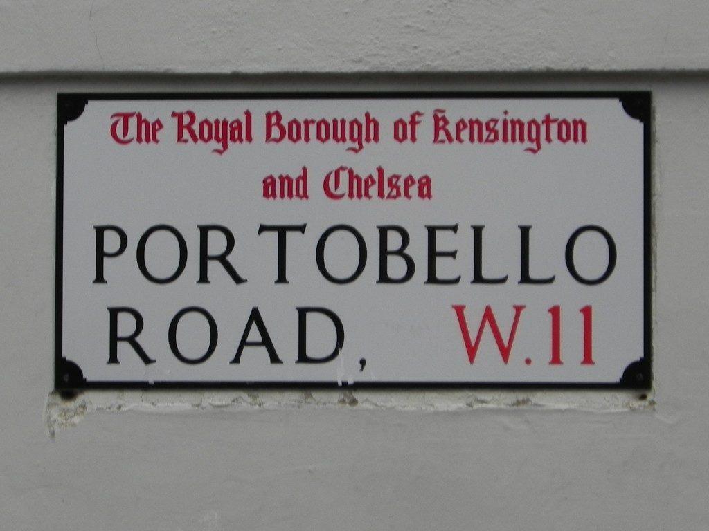 Benvenuti a Portobello Road