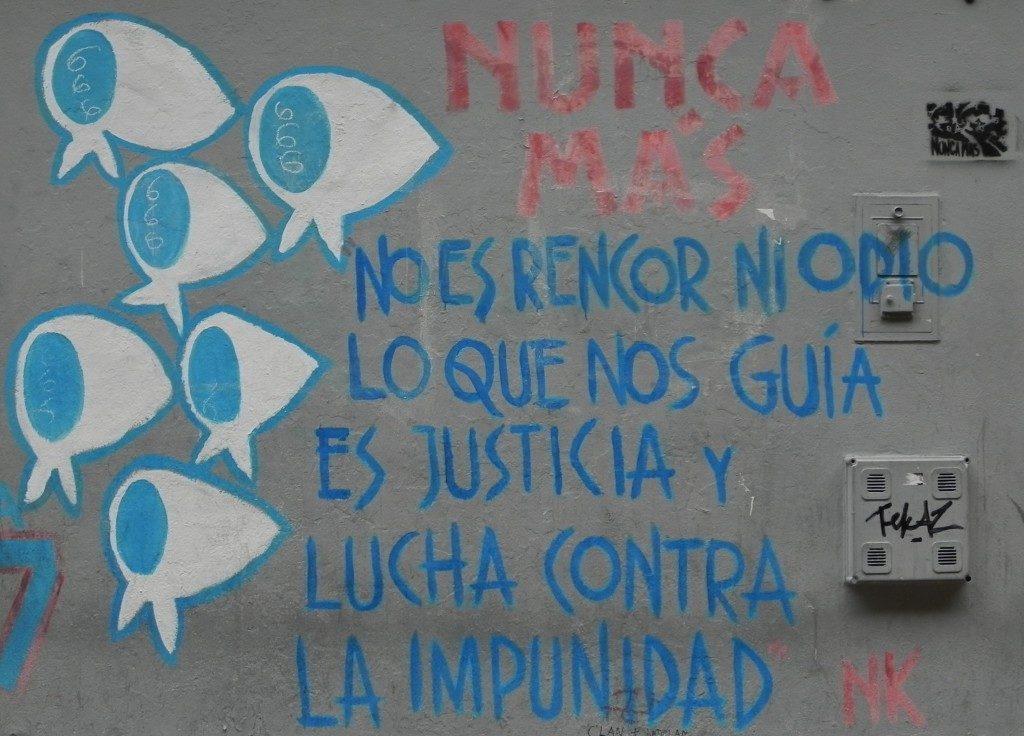 Giustizia per i desaparecidos