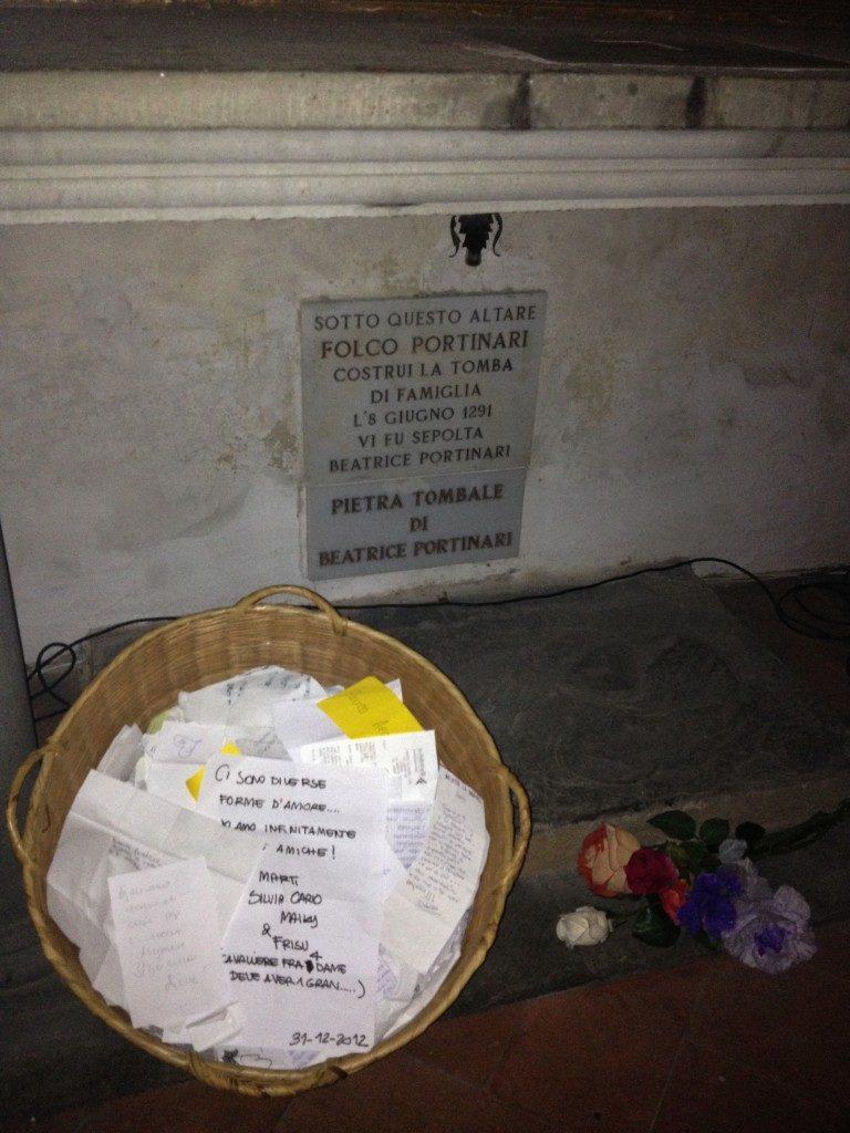 La tomba di Beatrice